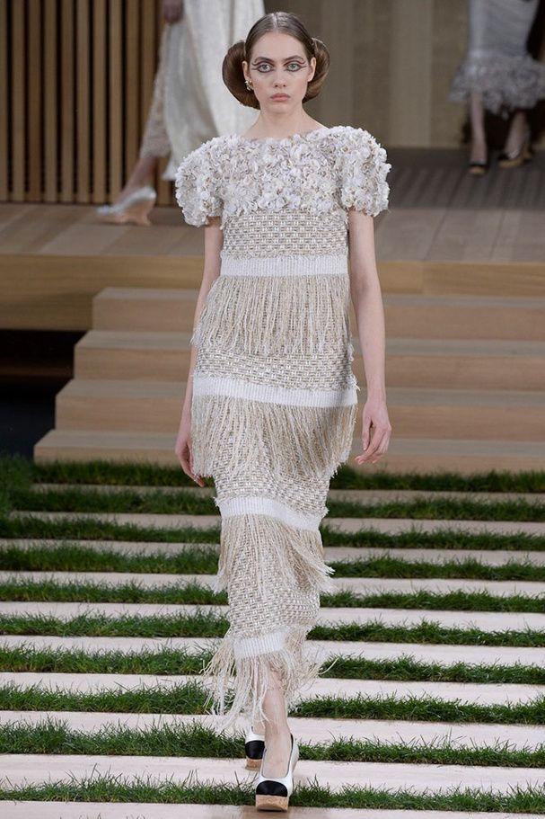 Chanel haute couture printemps été 2016