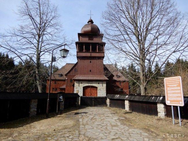 Zápis do zoznamu UNESCO zvýšil dreveným chrámom návštevnosť - UNESCO a veda - TERAZ.sk