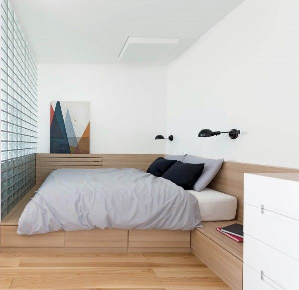 Home Designing — (via Two Modern Homes With Rooms For Small... | Ξ ...