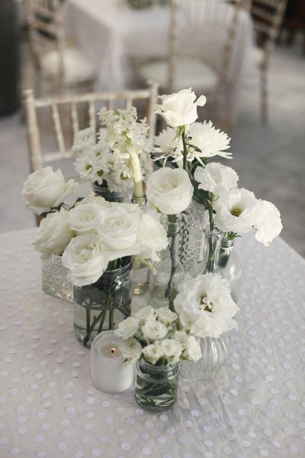 Winterhochzeit blumen  Blumendeko Hochzeit (4)   Blumen   Pinterest   Blumendeko hochzeit ...