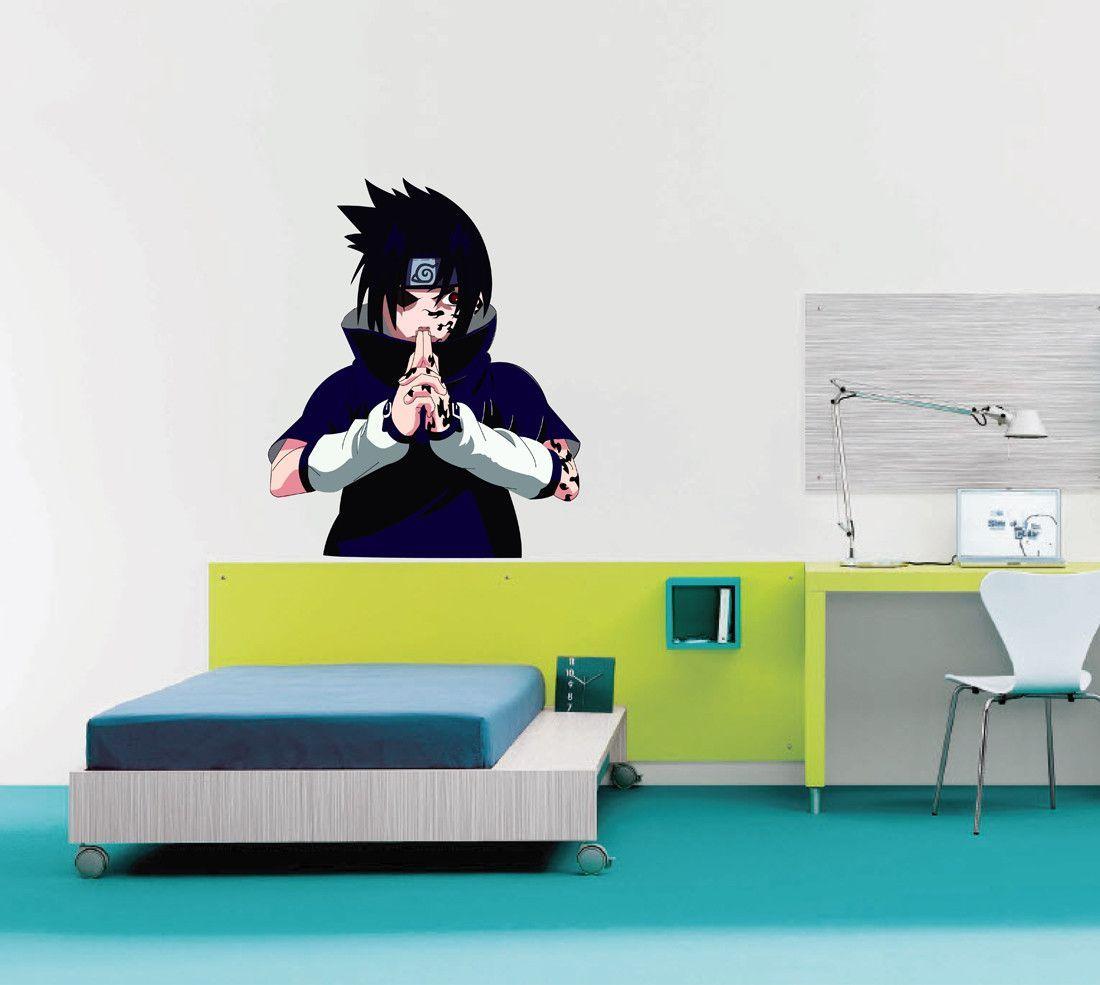 Best Cik501 Full Color Wall Decal Japanese Anime Cartoon 400 x 300