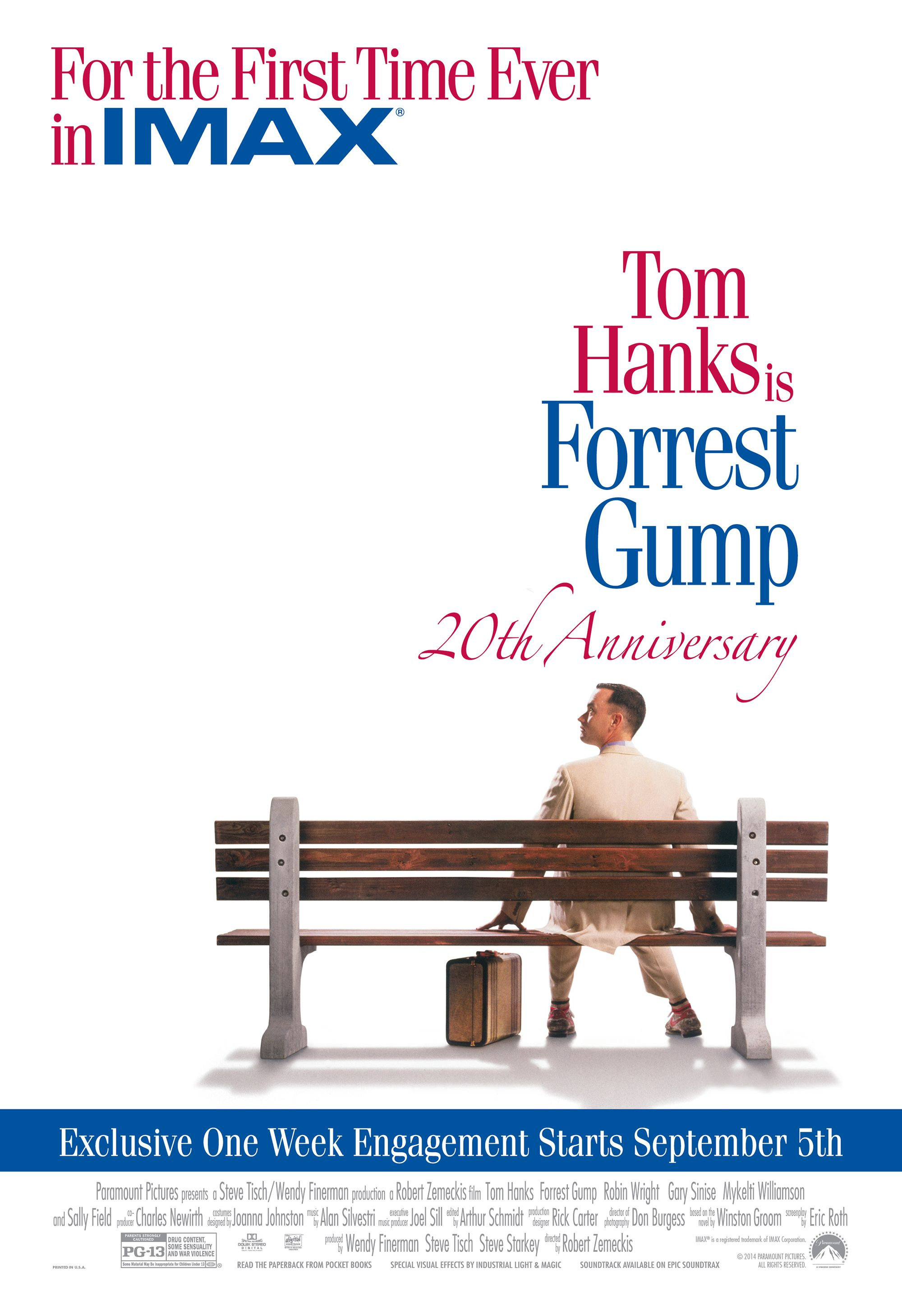 Forrest Gump Essay Forrest Gump Best Though Provoking Quotes 2pm