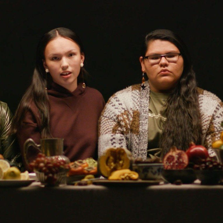 Native American Girls Tell the REAL History of Genocide Behind Thanksgiving