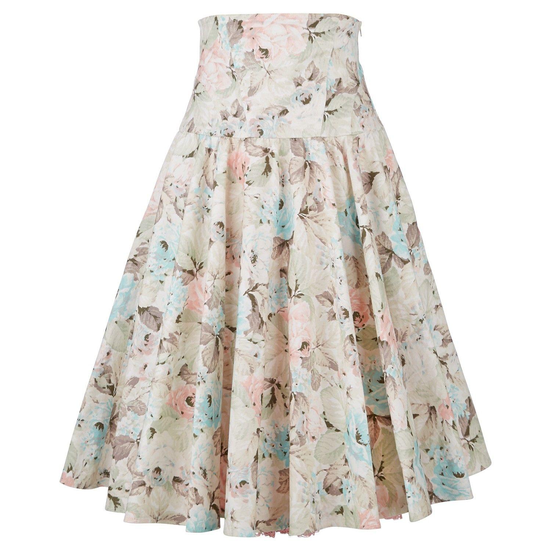 Holiday Skirt pastel rose - Outlet - Online Store - Lena Hoschek Online Shop