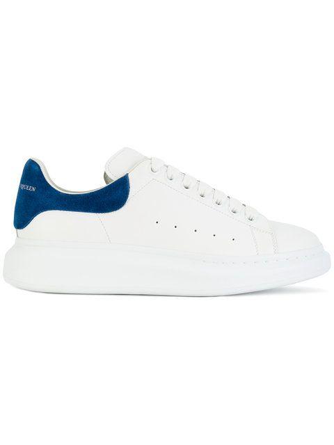 770253910aff ALEXANDER MCQUEEN extended sole sneakers.  alexandermcqueen  shoes   Alexander  Mcqueen Oversized Sneakers