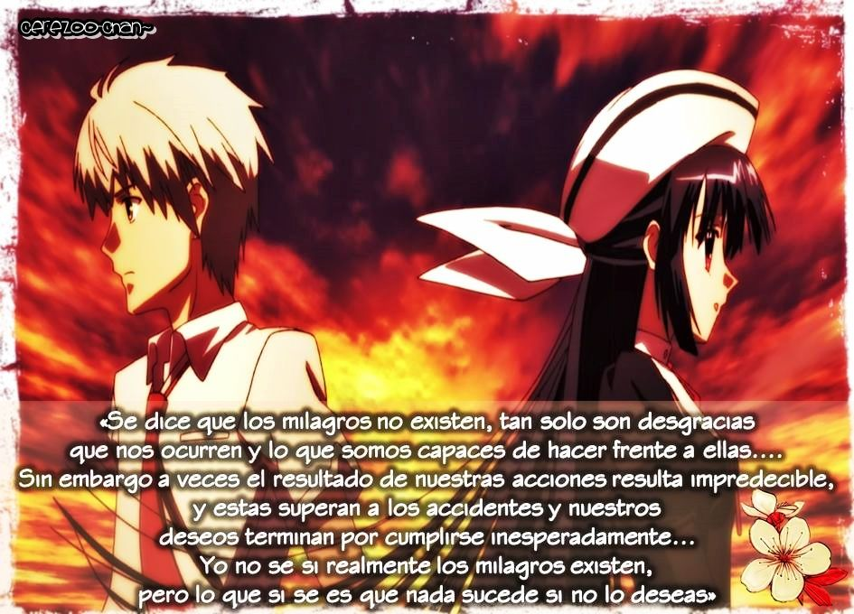 Anime Ef A Tale Of Memories Kuze San Memories Anime Tales Memories Quotes