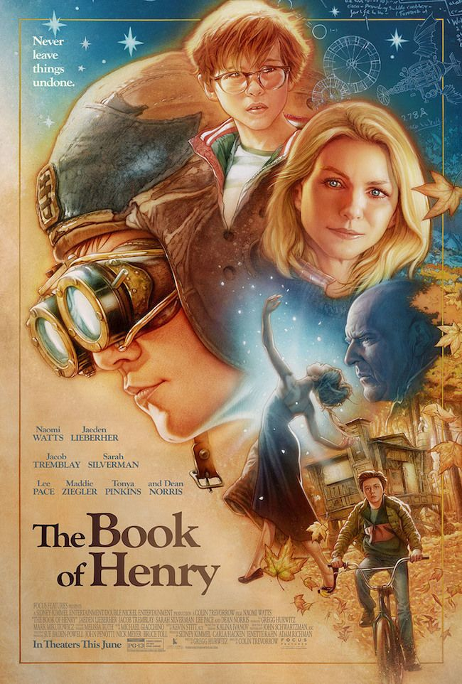 The Book Of Henry A Colin Trevorrow Film Thebookofhenry The Book Of Henry Free Movies Online Full Movies