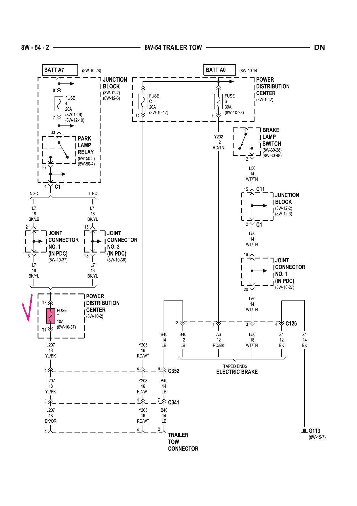 Unique 2007 Dodge Ram 1500 Headlight Wiring Diagram