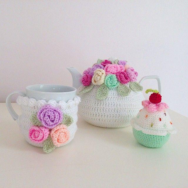 teapot | copri teiera | Pinterest | Teteras, Tejido y Ganchillo