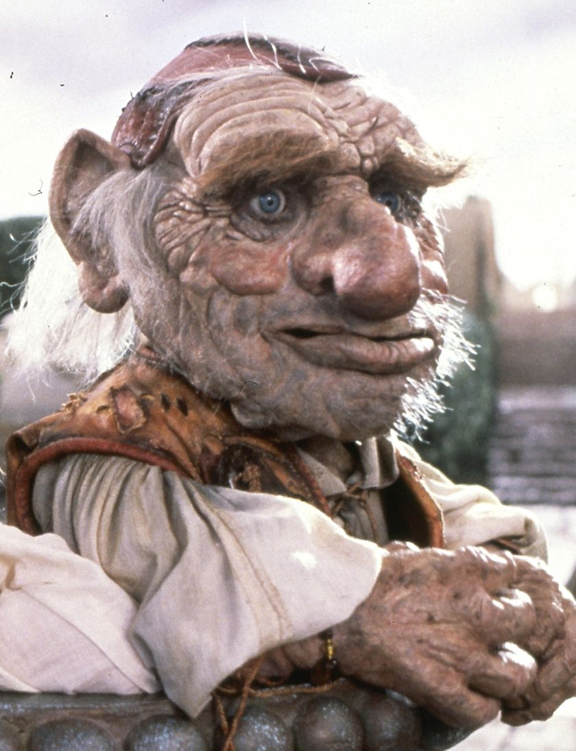 Hoggle in 2019 | Labyrinth ( 1986) | Labyrinth movie ... Labyrinth 1986 Characters