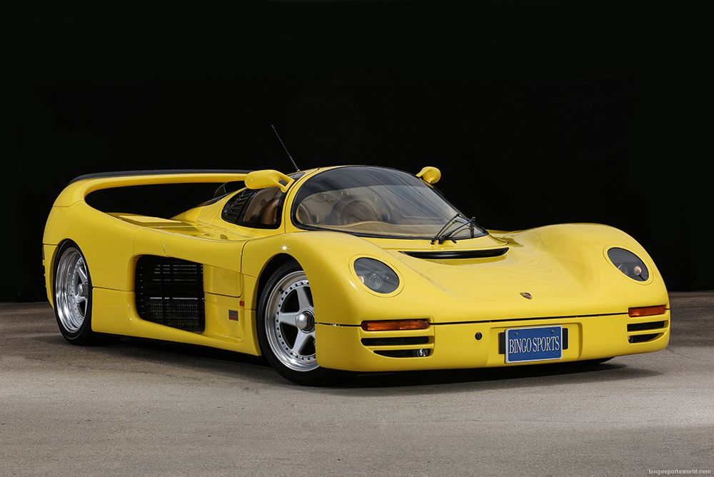 Obscure supercars of the 80's and 90's PistonHeads