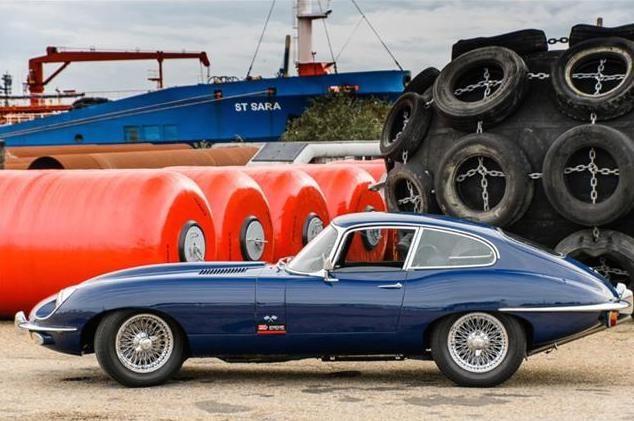 #Jaguar #Etype #E #Type
