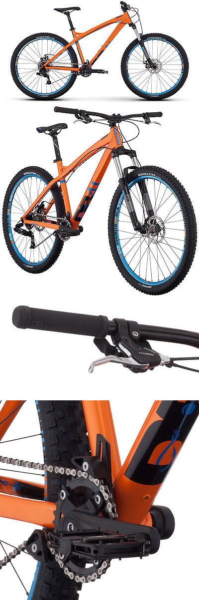 Bicycles 177831: New Diamondback Hook 2017 Complete Mountain Bike BUY IT NOW ONLY: $610.29