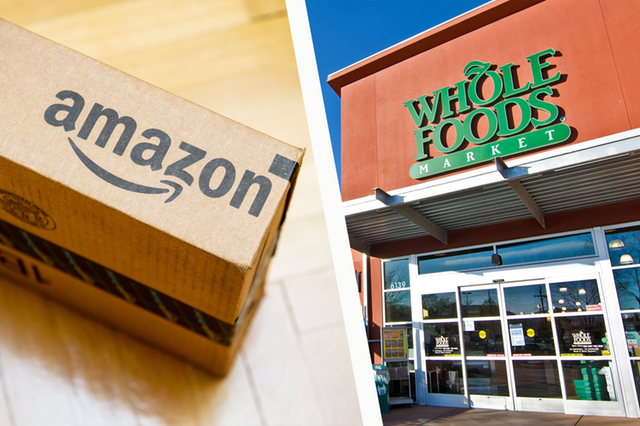 Amazon Is Offering 30Minute Grocery Pickup at Select