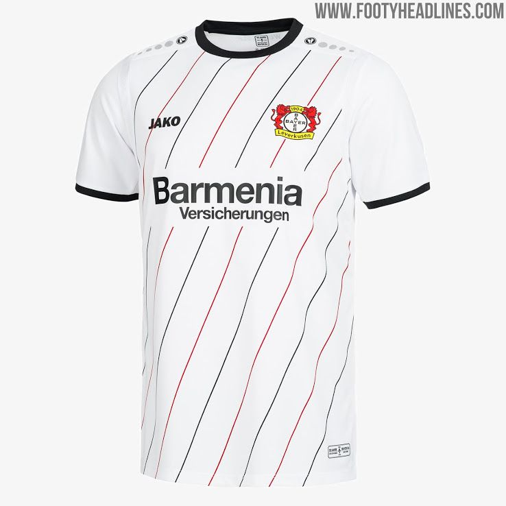 60df6c03900 Bayer Leverkusen 18-19 Away Kit Released - Footy Headlines ...