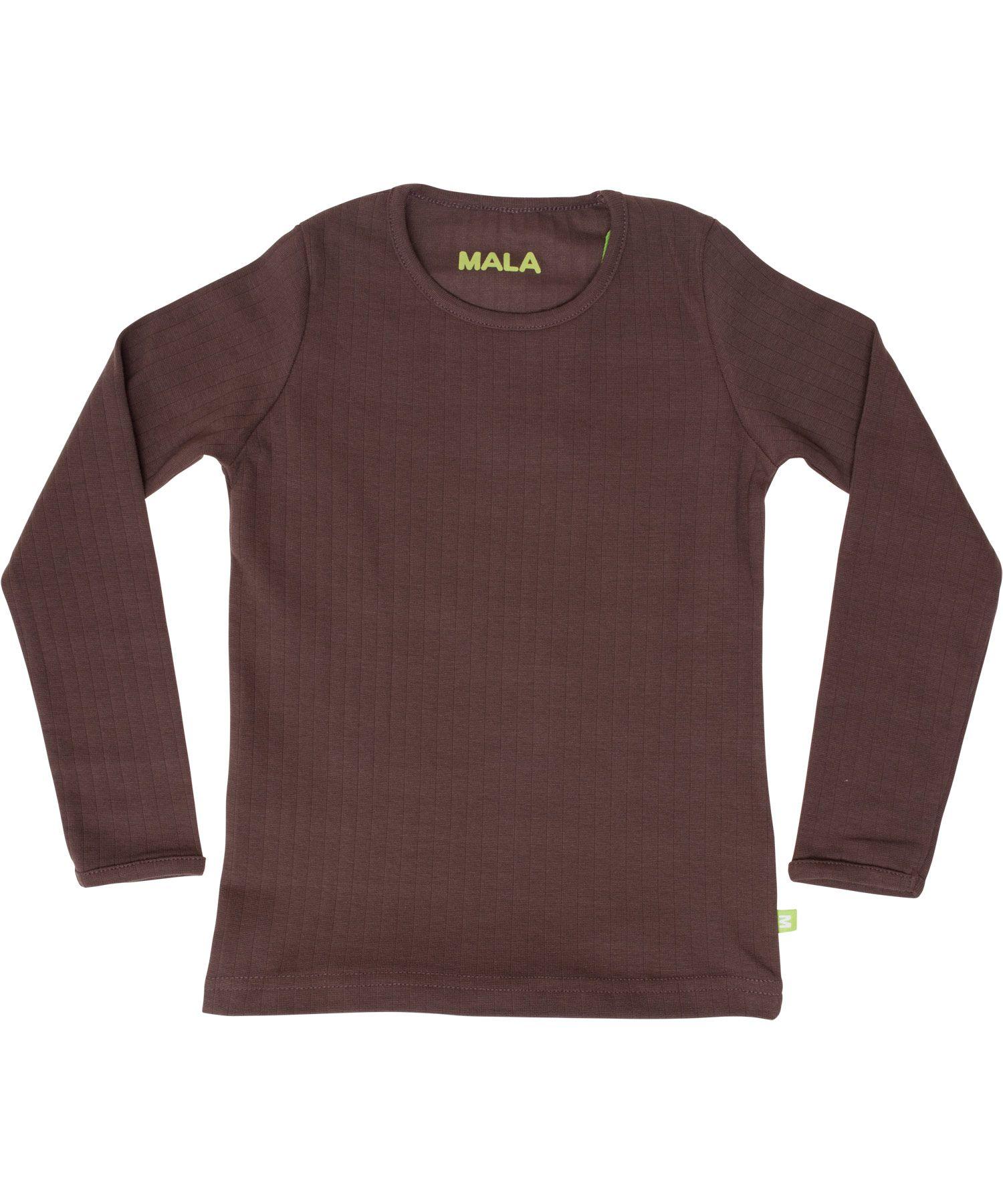 basic shirt bruin