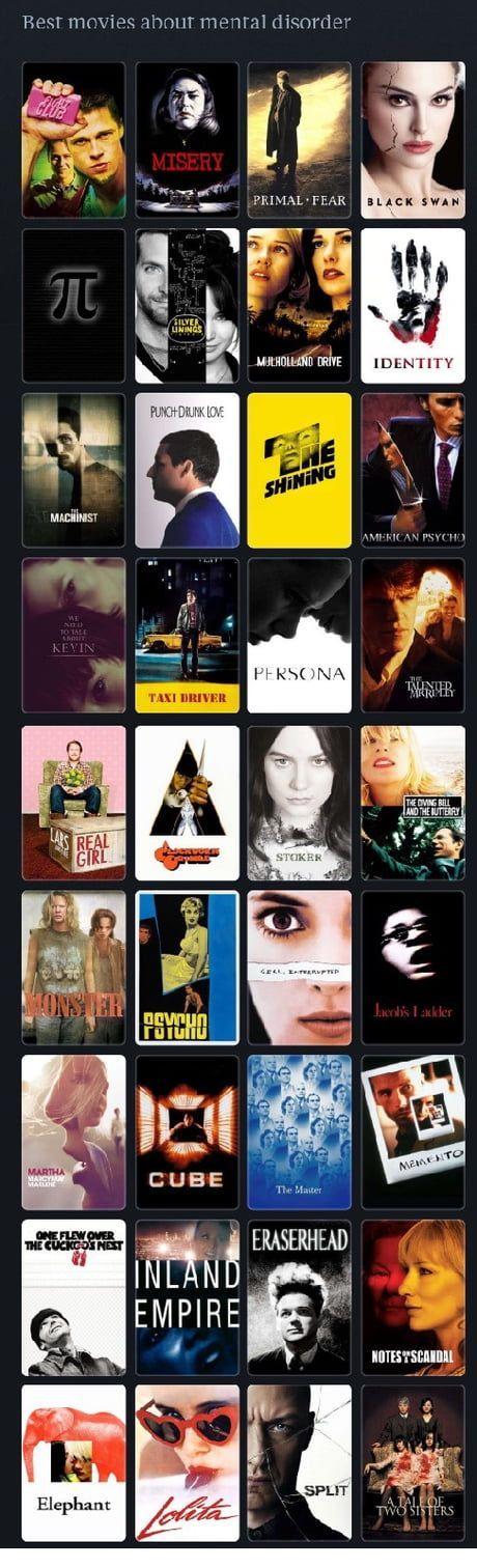 Movies on mental disorders | Entertainment Movie | Movies