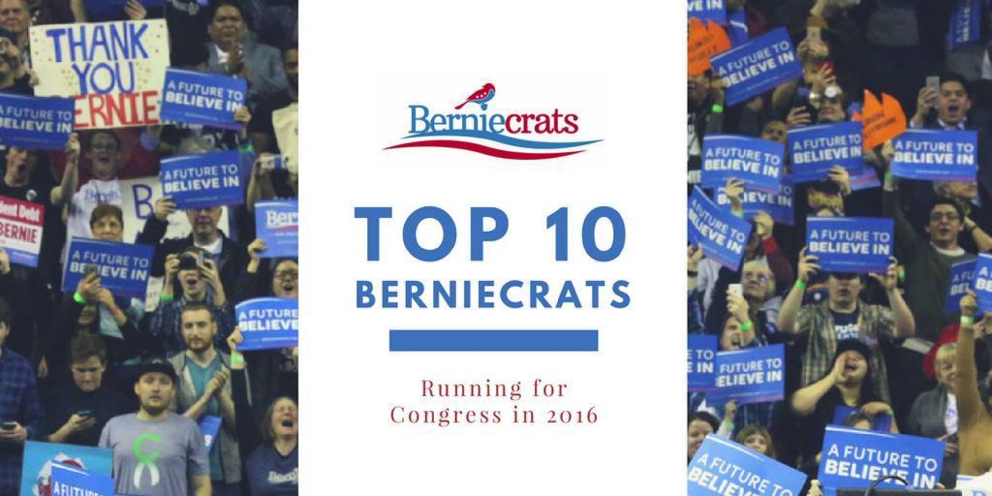 The Top 10 Berniecrats of 2016 | Huffington Post
