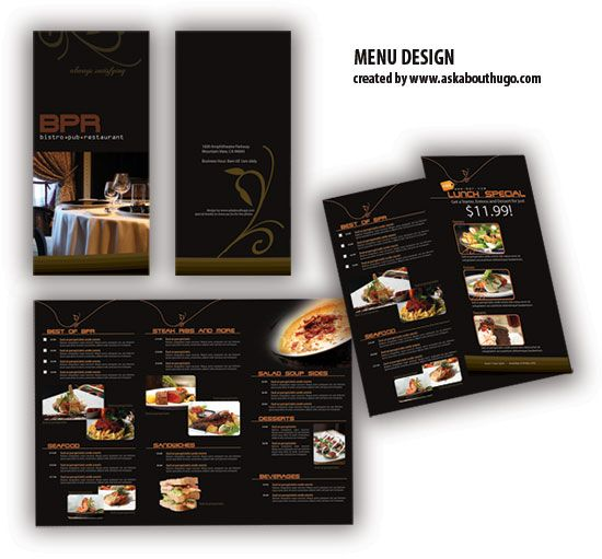 17 best images about restaurant menu on pinterest restaurant free vector graphics and food menu