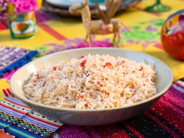 Mexican rice recipe mexican rice recipes rice recipes and get mexican rice recipe from cooking channel forumfinder Choice Image