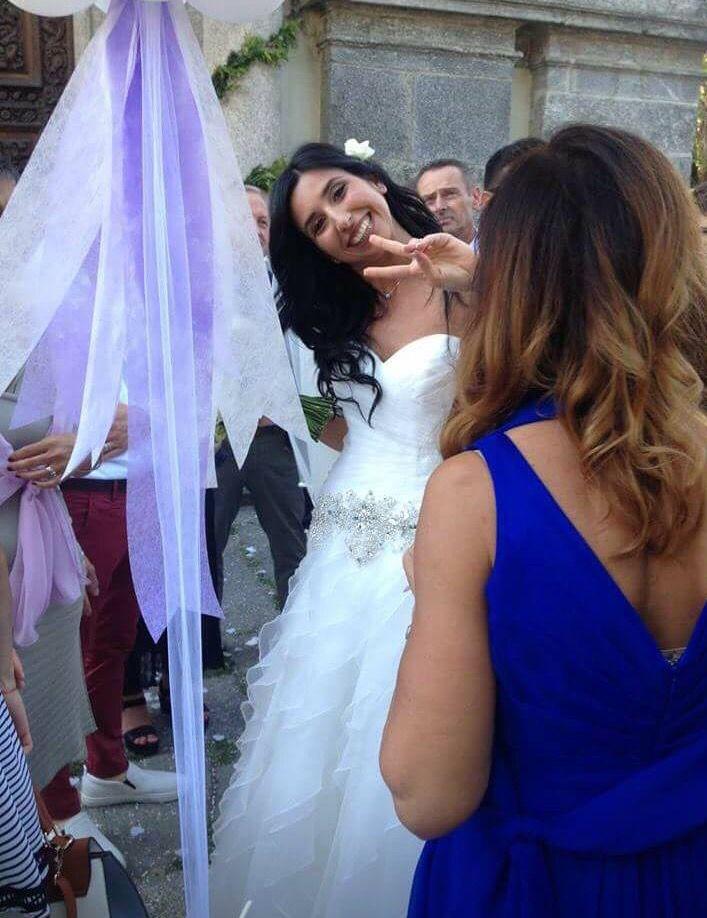 Luana e Daniele Un amore ...da sogno❤️ #TosettiSposa #Sposi #onlinebook #Serena e Davide 18 giugno www.tosettisposa.it #AlessandroTosetti #INostriSposi