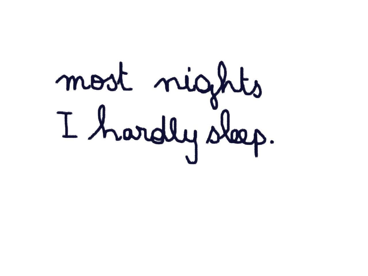 Quotes About Insomnia Insomnia  Go To Bed  Pinterest  Insomnia