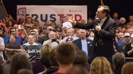 Ted Cruz el verso suelto de la radicalidad