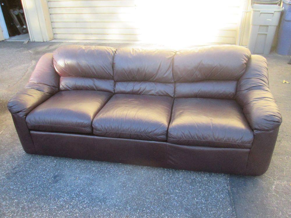 57529 Lackawanna Leather Sofa Couch Chair Lackawanna Traditional Couch Leather Sofa Couch Couches For Sale