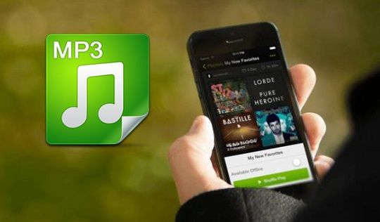Convert Spotify Music to MP3 for Offline Listening