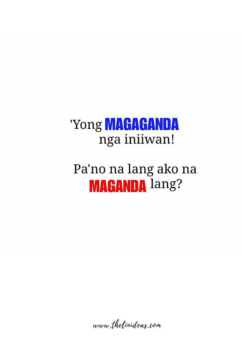 Ganda Ka Teh Quotes Funny Quotes Tagalog Quotes Patama Quotes