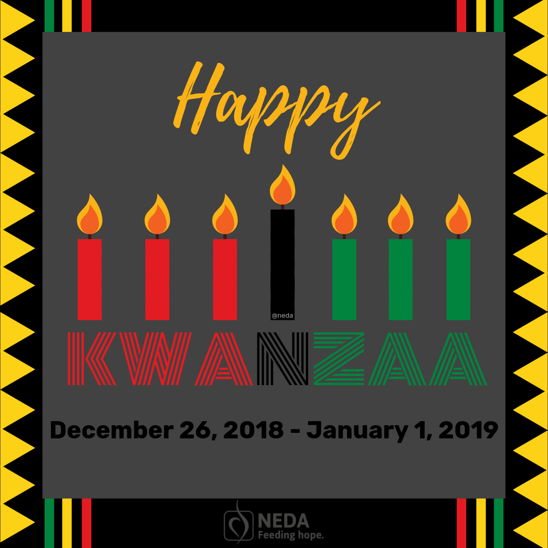 Today Marks The Start Of The 7 Day Festival Of Kwanzaa