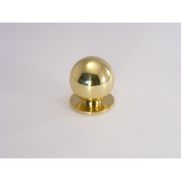 polished brass solid ball cabinet knobs lounge pinterest