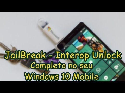 DICA: Registros para usar no seu Windows 10 Mobile com