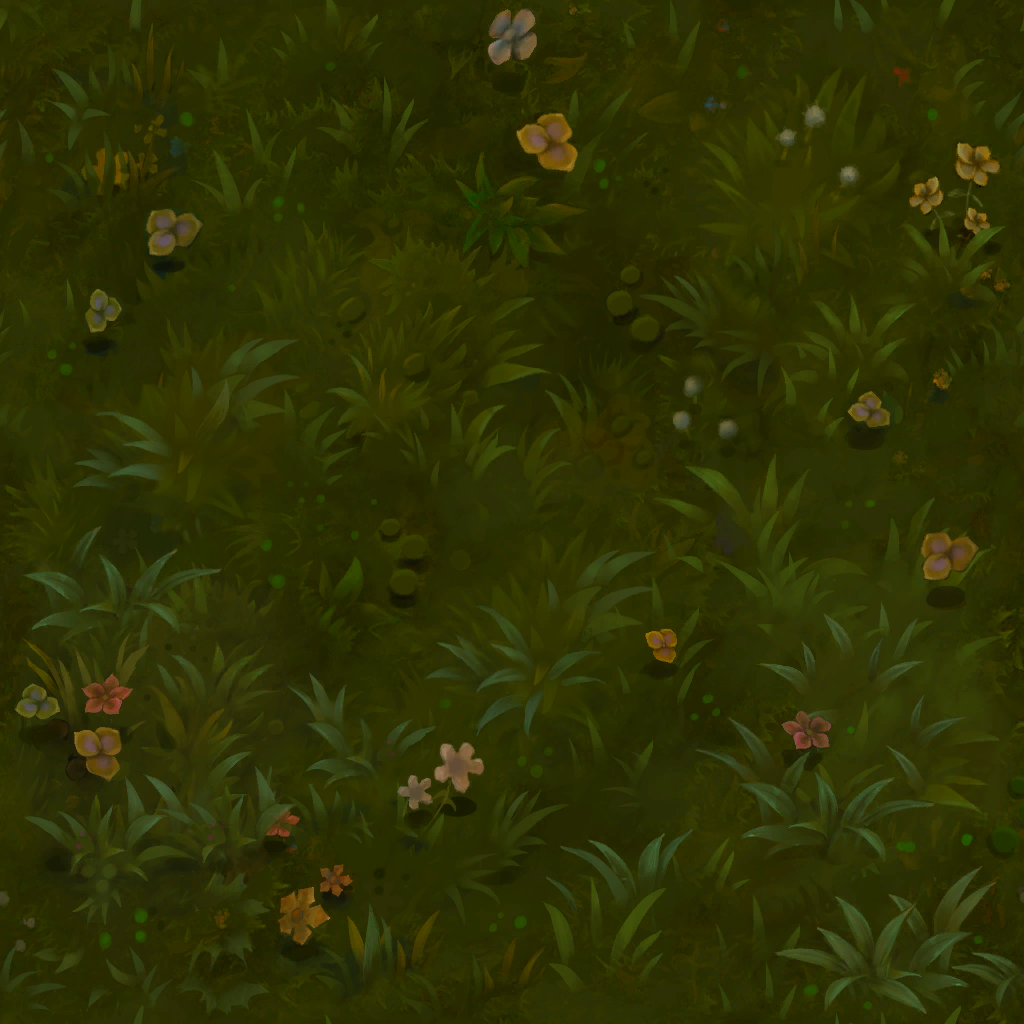 Texture By League of Legends Maps CanGood | Handpainted Art