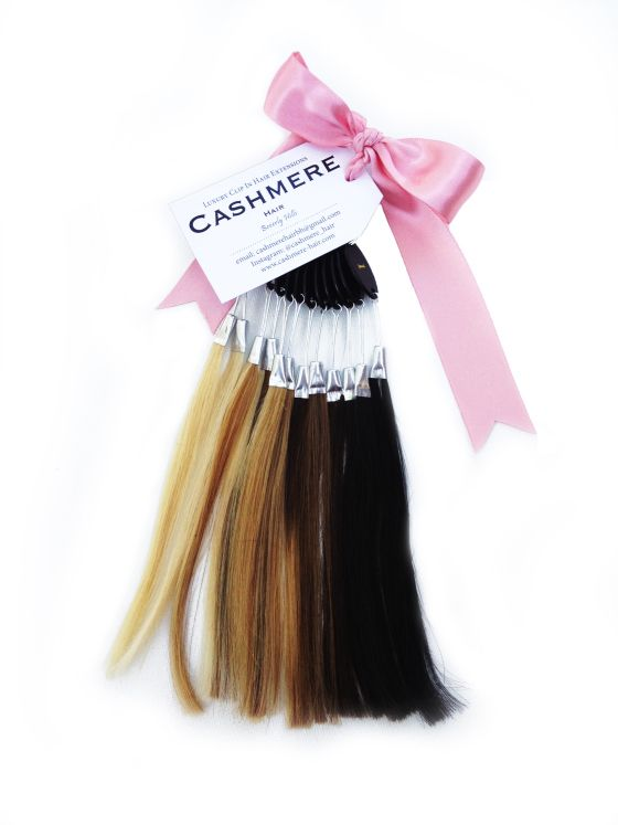 Genius Order A Swatch Of Hair To Color Match The Hair Extensions