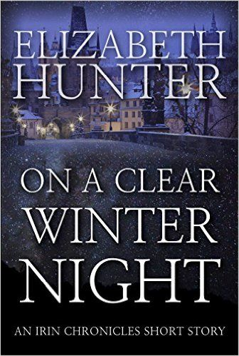 Book Review On A Clear Winter Night An Irin Chronicles Short