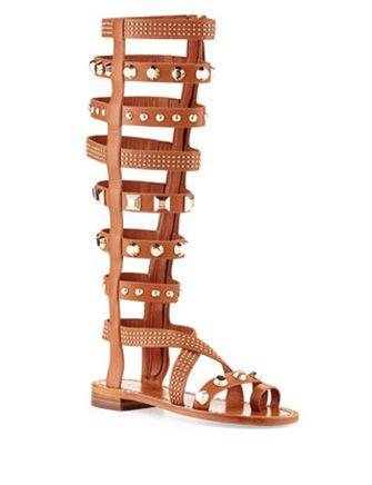 97adc954824a IVY KIRZHNER Triumph Studded Gladiator Sandal