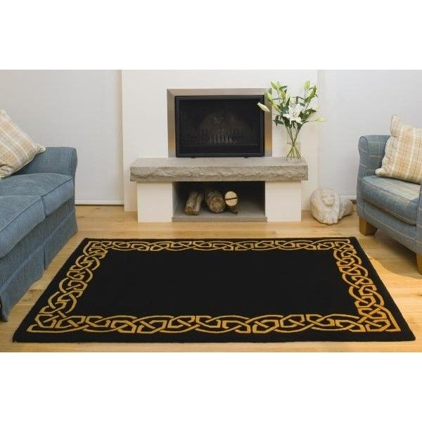 Black Area Rug For Sale By Higgins Co Famous For Its Designs Area Rugs For Sale Wool Area Rugs Black Area Rugs