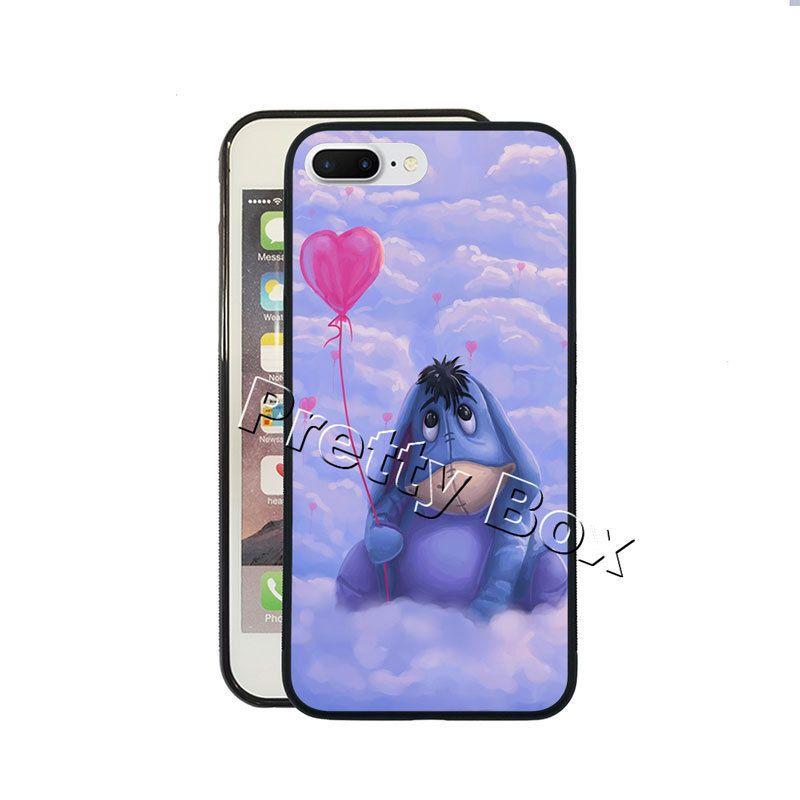 wholesale dealer 9a41d 1c287 Eeyore Winnie The Pooh Phone Case For Iphone 8/5/6/7 Plus & S8+ S7 ...