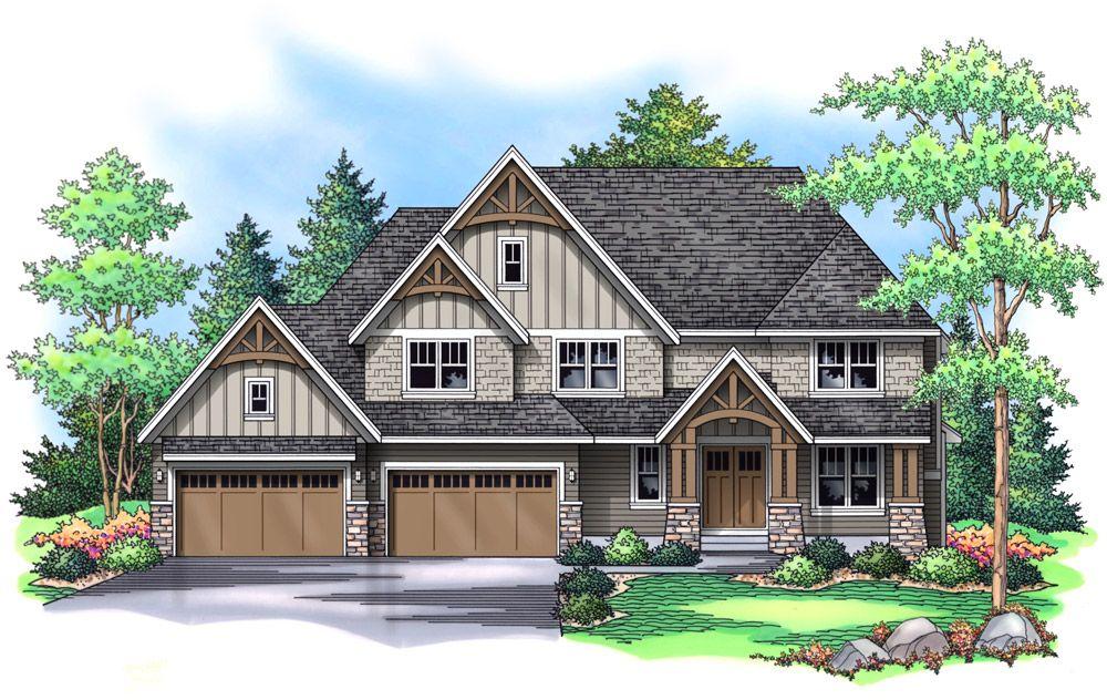 5680 Comstock Lane N., Plymouth, MN 55446 | Artisan Home Tour 2015, #9, Creek Hill Custom Homes