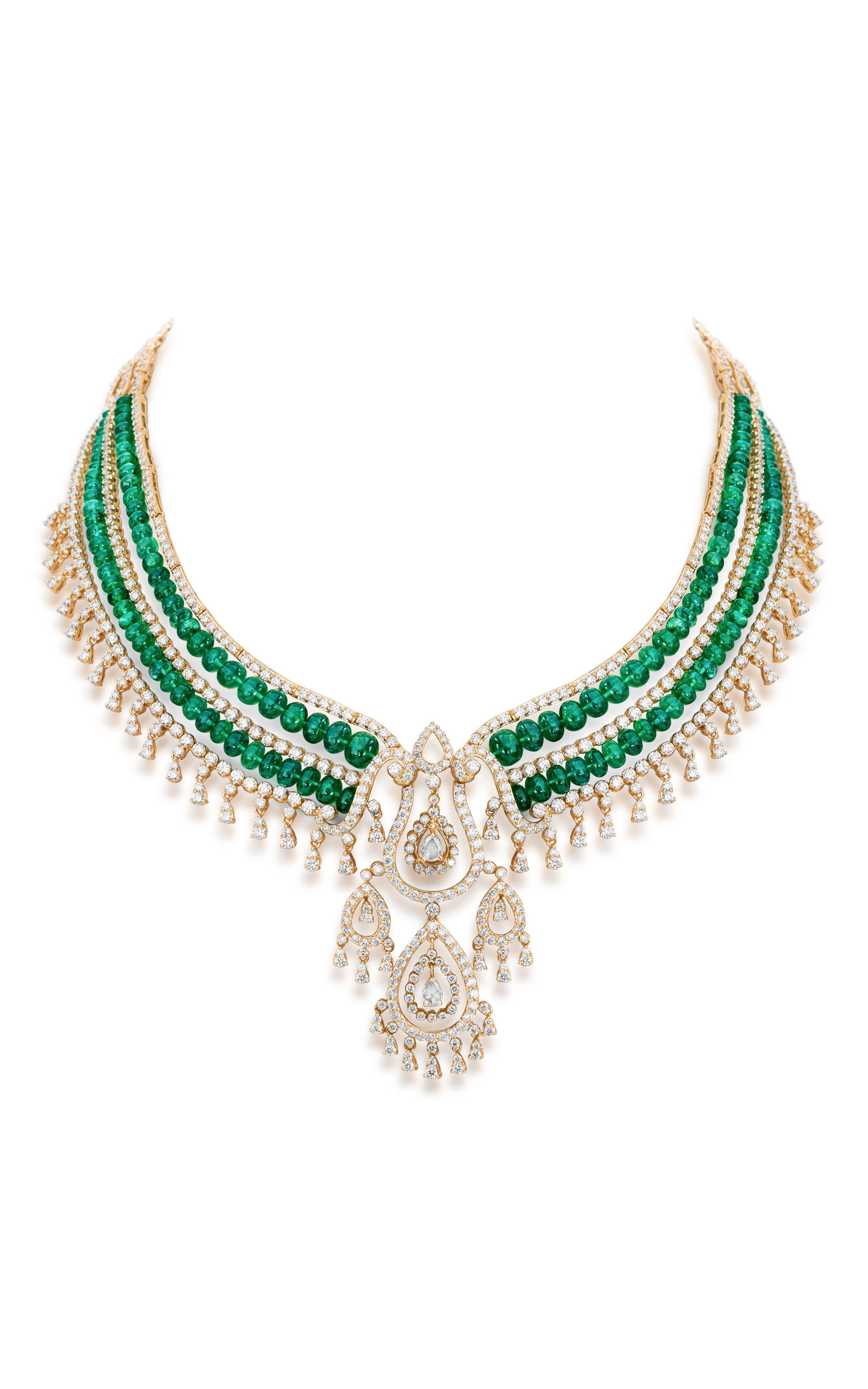 Zambian Emerald Jewelry