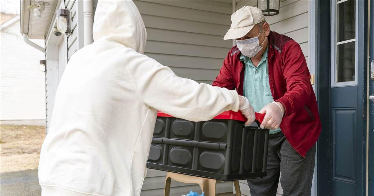 How to help senior citizens cope with the coronavirus pandemic