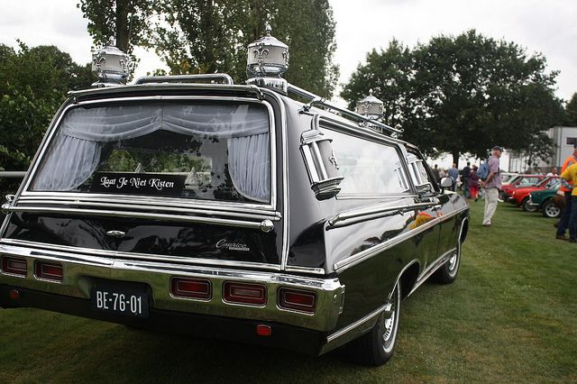 chevrolet caprice hearse hearses funerary carriers. Black Bedroom Furniture Sets. Home Design Ideas