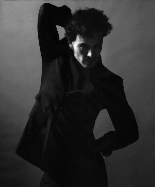 Michael Fassbender by Paul Maffi (Wonderland, Apr/May 2010)