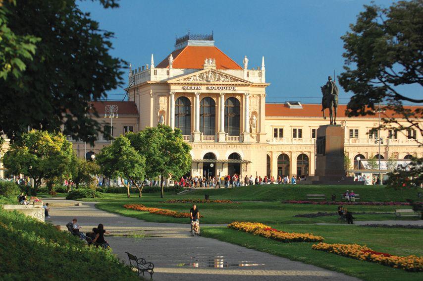 Zagreb Capital Of Croatia Touristar Tv