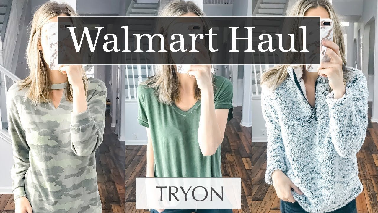 c7af2e849976 Walmart Try On Haul 2018 Fall Outfits - YouTube | Look bougie on a ...