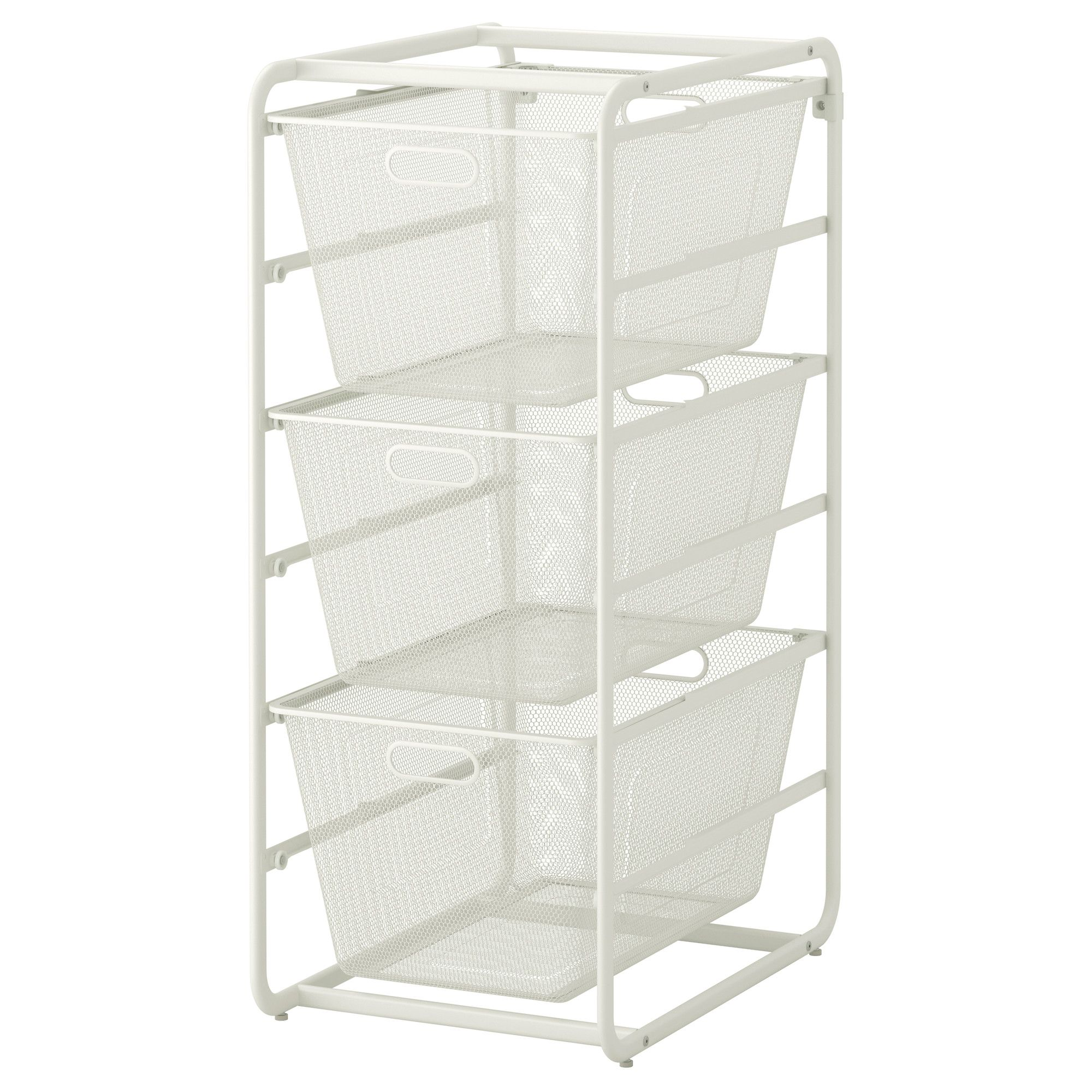 ALGOT Frame With 3 Mesh Baskets/top Shelf   IKEA, Hair Products?
