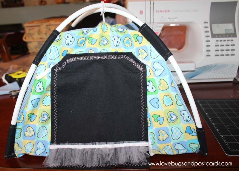 Diy Doll Tent With Singer Diy Doll Tents And Dolls