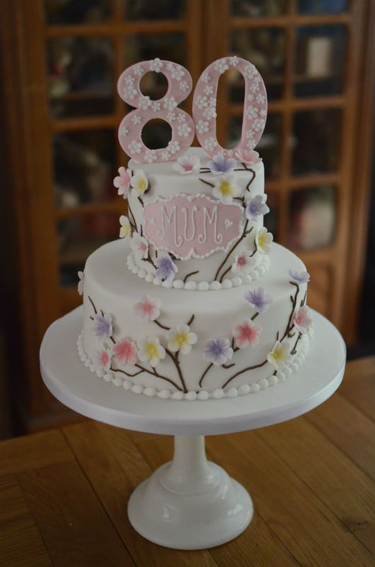 Image Result For 80th Birthday Cakes Gg 80th Cake In
