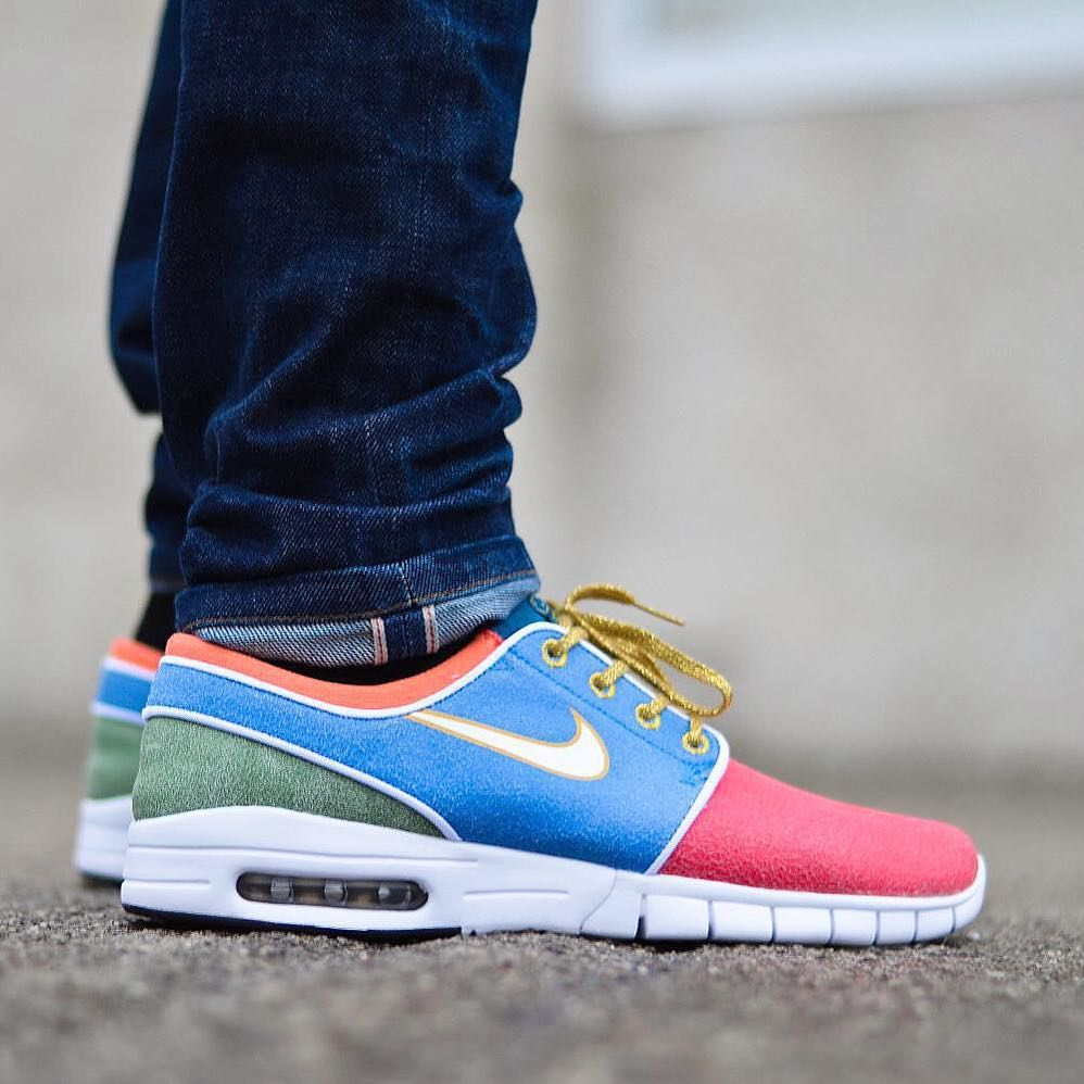 promo code 71e33 8c200 Concepts x Nike Zoom Stefan Janoski Max SB Holy Grail Pack